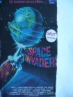 Space Invaders ... Grant Cramer  ...  VHS !!! ...     FSK 18