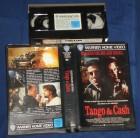 Tango& Cash VHS Warner Sylvester Stallone