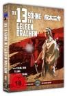 13 Söhne des gelben Drachen - DVD/BD Amaray Shaw Brothe OVP