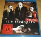 The Strangers Unrated  Blu-ray