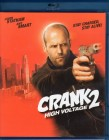 CRANK 2 High Voltage - Blu-ray Jason Statham Action