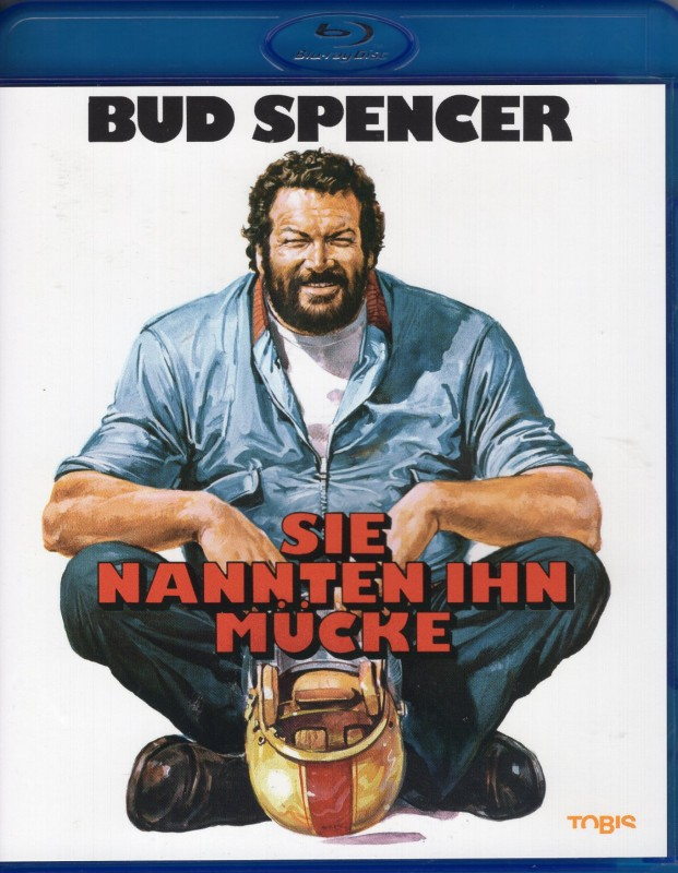sie nannten ihn m cke blu ray bud spencer kult klassiker. Black Bedroom Furniture Sets. Home Design Ideas