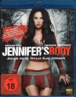 JENNIFER´S BODY Blu-ray - Megan Fox sexy Dämonen Horror