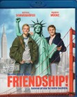 FRIENDSHIP! Blu-ray - Ossis in Amerika Schweighöfer Hit