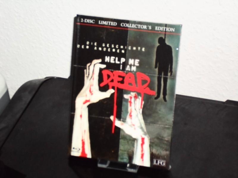 Help me I Am dead - Mediabook