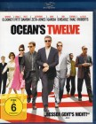 OCEAN´S TWELVE Blu-ray - George Clooney Brad Pitt Matt Damon