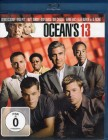OCEAN´S 13 Blu-ray - George Clooney  Brad Pitt Al Pacino