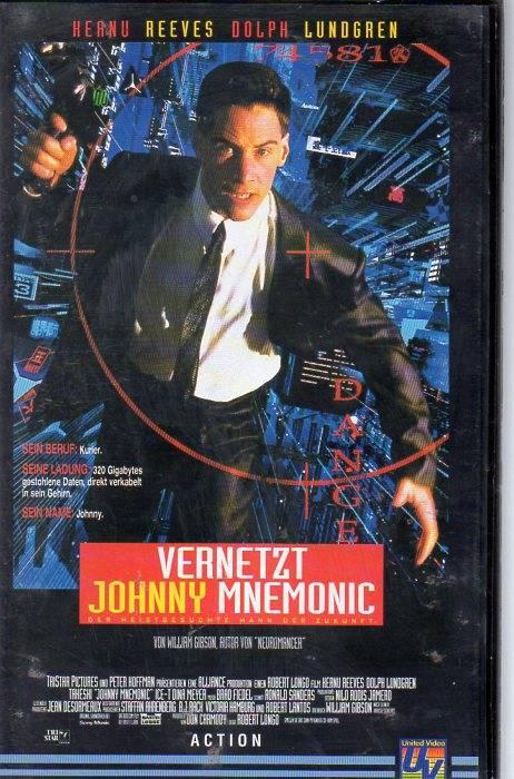Vernetzt Johnny Mnemonic (23365)