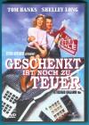 Geschenkt ist noch zu teuer DVD Tom Hanks, Shelley Long sgZ