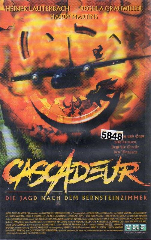 Cascadeur (23432)
