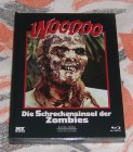 Woodoo - Schreckensinsel der Zombies - XT-Video MB  Cover B
