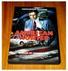 DVD AMERICAN HUNTER - Christopher Mitchum - FSK 18