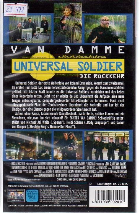Universal Soldier - Die Rückkehr (23472)
