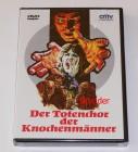 Der Totenchor der Knochenmänner DVD mit Paul Naschy - OVP
