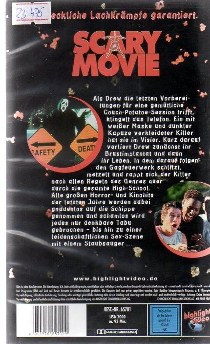 Scary Movie (23475)
