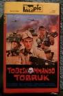 Todeskommando Tobruk VHS Toppic Selten!