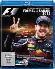 Der offizielle Rückblick der Formel 1 Saison 2012 [Blu-ray]