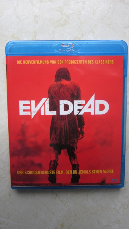 Evil Dead - Strong uncut - Bluray