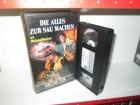 VHS - Die Alles zur Sau machen - Richard Burton - MGM