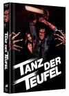 Tanz der Teufel - DVD/BD Mediabook B LE (Ash Kettensäge) OVP