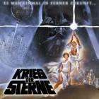 KRIEG DER STERNE - Hörspiel CD - Star Wars Episode IV - NEU
