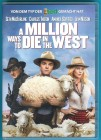 A Million Ways to Die in the West DVD Charlize Theron g. Z.