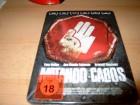 Matando Cabos - DVD Steelbook