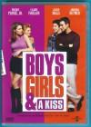 Boys, Girls & A Kiss DVD Freddie Prinze Jr. guter Zustand