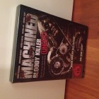 Machined - Bloody Killer - DVD - 85-Minuten-Uncut-Version!!!