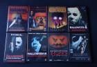Halloween Sammlung DVD I - Ressurection /  8 DVDs