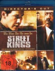 STREET KINGS Blu-ray - Keanu Reeves Forest Whitaker Thriller