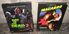 Macabro Mediabook A & Day of the Dead 2 Contagium Mediabook