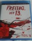 FREITAG DER 13. - TEIL 3 - BLU-RAY Neu OVP Special Edition