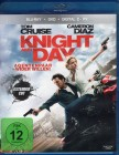 KNIGHT AND DAY Blu-ray + DVD - Tom Cruise Cameron Diaz
