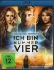 ICH BIN NUMMER VIER Blu-ray - SciFi Fantasy Hit