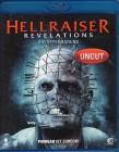 HELLRAISER REVELATIONS Die Offenbarung - Blu-ray uncut