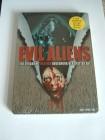 Evil Aliens (2 DVD´s, Steelcase, OVP)