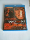 Today you Die (Blue - Ray, OVP)