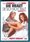 Die Braut, die sich nicht traut DVD Julia Roberts fast NEUW.