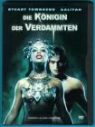 Die Königin der Verdammten DVD Snapper-Case guter Zustand