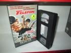 VHS - Telefon - Charles Bronson - MGM Rarität