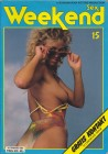 Sex Weekend Nr. 15 /  19. Jahrgang / Dänisches Original