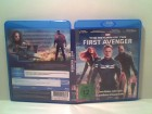 The Return of the first Avenger... BR