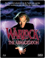 Warlock 2 - 3D Futurepak [Blu-ray] (deutsch/uncut) NEU+OVP
