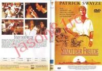Stadt der Freude / Patrick Swayze / DVD  uncut