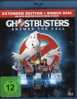 GHOSTBUSTERS Answer the call - Blu-ray 2016 der Neue!