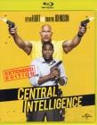 CENTRAL INTELLIGENCE Blu-ray - Kevin Hart Dwayne Jonson Fun!