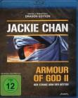 ARMOUR OF GOD II Mission Adler - Blu-ray Jackie Chan Klassik
