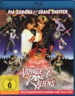 VOYAGE OF THE ROCK ALIENS Blu-ray - Pia Zadora SciFi Musical