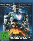ROBO X-COP Blu-ray - Asia SciFi Superheld Andy Lau
